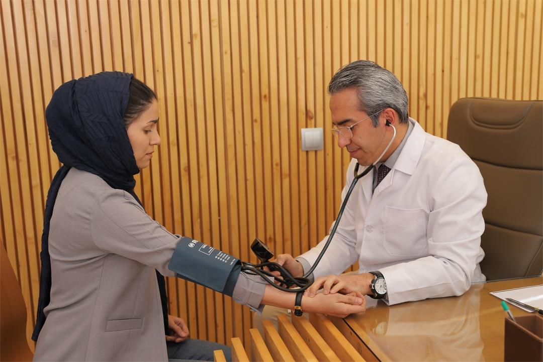 پزشک متخصص قلب در مشهد، بهترین پزشکان متخصص قلب در مشهد، دکتر افسانه محمدی پزشک متخصص قلب در مشهد