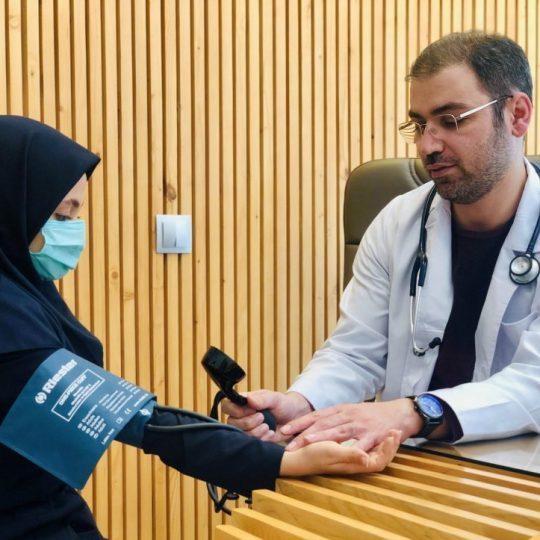 دکتر میلاد همتی، بهترین متخصص قلب در مشهد، متخصص قلب در مشهد